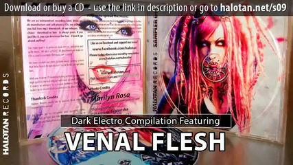 Venal Flesh - A Fire Infolding Itself (a7ie Mix)