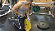 Progressive overload / Дърпащи упражнения / Започвам lean bulk