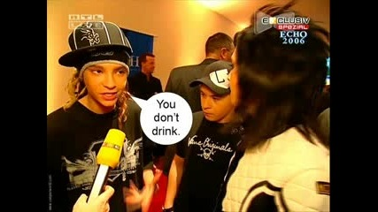 Tokio Hotel Funny Video [bg subs]