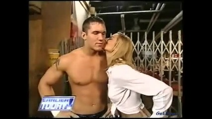 Hardcore Holly vs. Randy Orton - Wwf Smackdown 02.05.2002