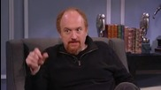 Talking funny - Louie Ck, Chris Rock, Jerry Seinfeld, Ricky Gervais