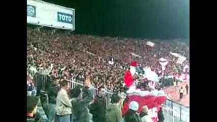 Cska - Bazel 0 - 2