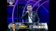 Music Idol 3 Последна елиминация - Първо изпълнение на Александър Тарабунов
