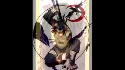 Naruto - Hayate Tribute