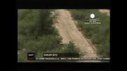 """Нани Рома и Сирил Деспре най-бързи в 9-ия етап на рали """"Дакар"""""""