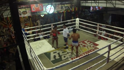 Most Brutal Muay Thai Fight Ever Thailand Round 1