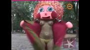 ! Да навия ли куклата,  Скрита камера