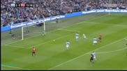 Manchester City vs Manchester United 2-3