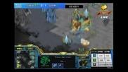 Wcg 2010 Nf Starcraft Ro8 Bisu vs Goozila 2set (