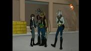 Мишките Рокери От Марс 1 сезон 2 епизод бг аудио Високо Качество