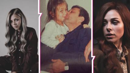 """На прага на """"Евровизия"""", но с болка в сърцето: Виктория Георгиева с изповед за баща си"""