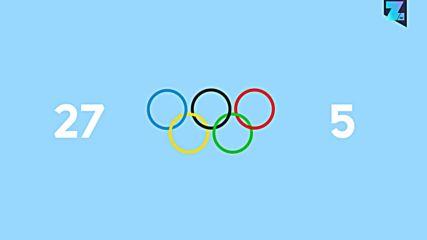 5 изненадващи факта за Олимпийските игри