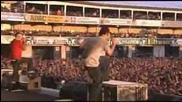 * Превод * Linkin Park - One Step Closer ( Rock Am Ring 2004 ) Hd
