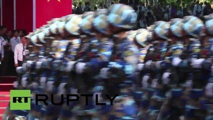 Vietnam: 40th Vietnam War anniversary celebrated in Ho Chi Minh City