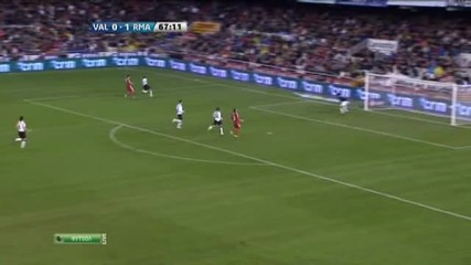 Cristiano Ronaldo Vs Valencia Away