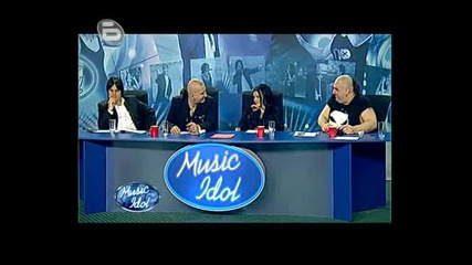 Music Idol 3 - Кастинг Пловдив - 3м