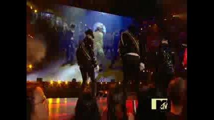 Michael Jackson Dance Group Performance Live At Mtv Music Video Awards 2009 Hd