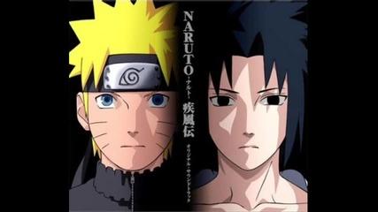 Naruto Shippuden Soundtrack - Hidden Will to Fight