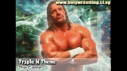 Triple H theme - The Game