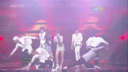 [live] B2y - ! (2009 09 25 Kbs