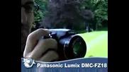 Panasonic Lumix Dmc - Fz18
