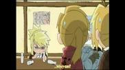 Fullmetal Alchemist Chibi Party