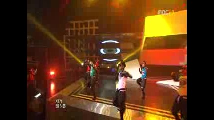 Bi Rain - Hip Song (music Core 15.05.2010)
