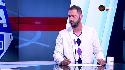 Ради Василев срази конкурентите при нападателите в 16-ия кръг в efbet Лига