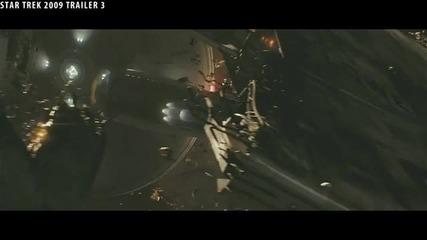Star Trek Movie 2009 (trailer 1 - Trailer 2 - Trailer 3 - Tv spot)