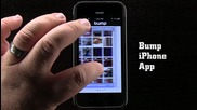 How to Use Bump App for iphone _ Full Hd