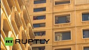 Lebanon: Security forces block occupied Environment Ministry as Beirut trash crisis heats up