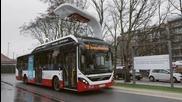 Бъдещите електрически автобуси - Volvo
