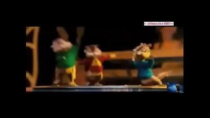 Chipmunks - Милионерче (смях)