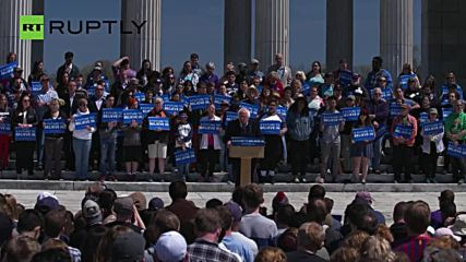 'There is Nothing We Cannot Accomplish' – Sanders to Rhode Island Supporters