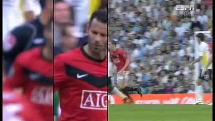 End of Match Comp Tottenham - Man Utd