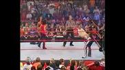 Trish vs Molly and Gail Мач в които Лита се завръща