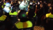Netherlands: Police clash with anti-police brutality protesters in The Hague