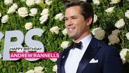 Andrew Rannells is winning in Hollywood