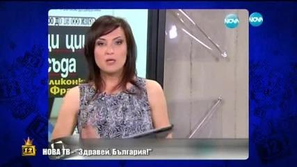 Какво трябва и какво не трябва да се показва по телевизията - Господари на ефира (23.04.2015)