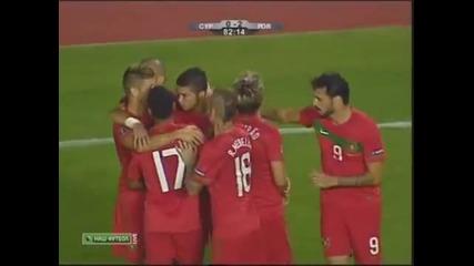 Cristiano Ronaldo 2011 Goal Famoso