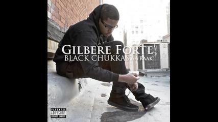 Gilbere Forte - Black Chukkas