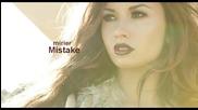 Demi Lovato - Mistake + бг субс
