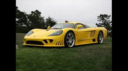 Коя кола ви най - харесва?