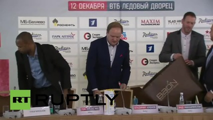 Russia: Boxer Roy Jones Jr. says he is 'honoured' to be a Russian-American