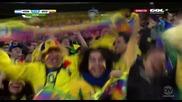 21.06.14 Хондурас - Еквадор 1:2 *световно първенство Бразилия 2014 *