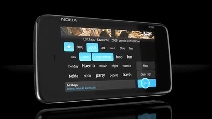Nokia N900 official video
