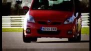 Ford S-Max, Merc B200 Turbo и Vauxhall Zafira VXR - Top Gear
