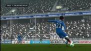 Fifa 14 - Willian Free Kick