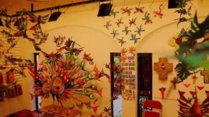 Естествените цветове на Мексико (