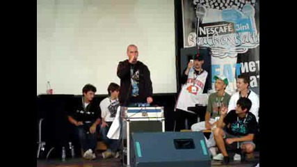 Eklips(nescafe 3in1 Beatbox Battle)